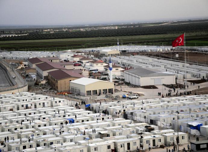Campo profughi di Kilis, Turchia