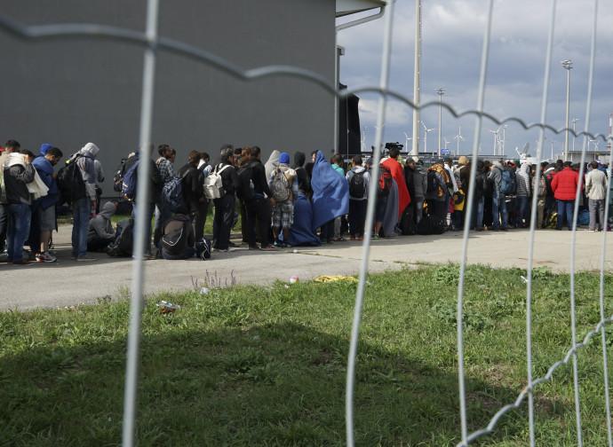 Richiedenti asilo