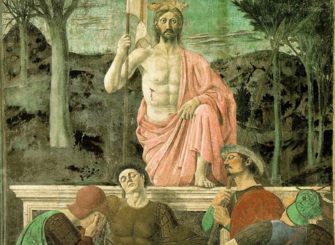 Piero della Francesca, Risurrezione