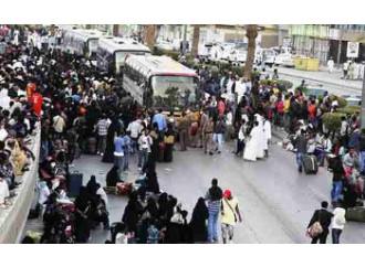Uno sguardo all'Africa che vieta l'emigrazione