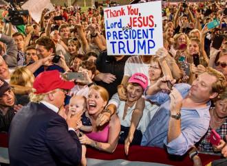 Il voto religioso per Trump si rinforza: ecco perché