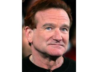 """Robin Williams, il dramma """"comico"""" della vita"""