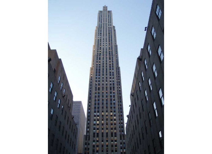 New York, il Rockefeller Center