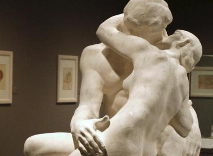 Rodin, Il Bacio