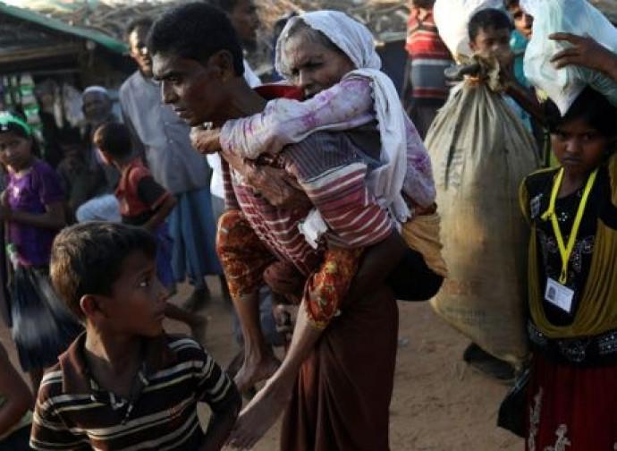 Profughi Rohingya
