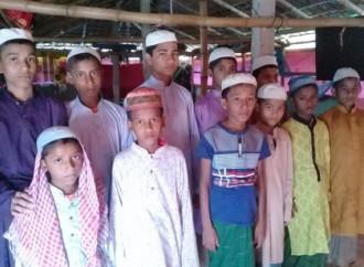 È pronta in Bangladesh un'isola per 100.000 Rohingya