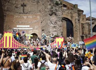 Le blasfemie dei gay pride? Non con i miei soldi