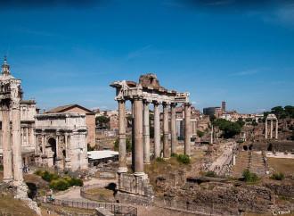 La fondazione di Roma, città del destino