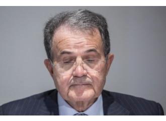 Niente Prodi: 104 voti sotto il quorum