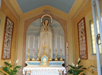 Alle Fontanelle il santuario voluto da Rosa Mistica
