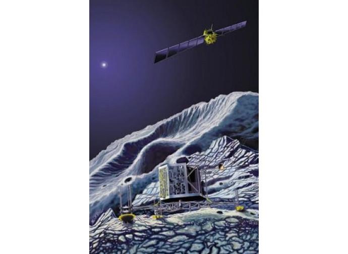Missione Rosetta (rappresentazione grafica)