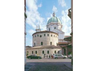 La Rotonda, l'antico duomo di Brescia
