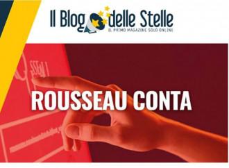 """Rousseau incorona Conte, """"sì"""" al governo giallorosso"""
