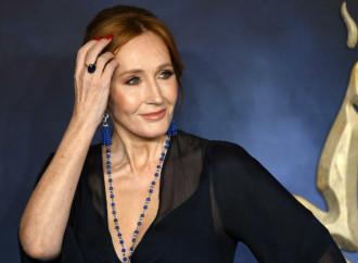 La Rowling: «prima o poi scoppierà uno scandalo»