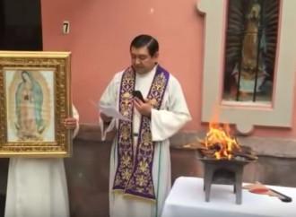 """""""El lugar de la Pachamama está en el infierno, por eso quemé ese ídolo"""""""