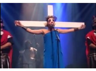 Sanremo blasfemo e gay, diffida al Festival