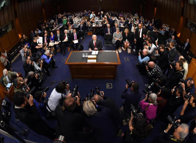 Russiagate, relazione del ministro della Giustizia Jeff Sessions