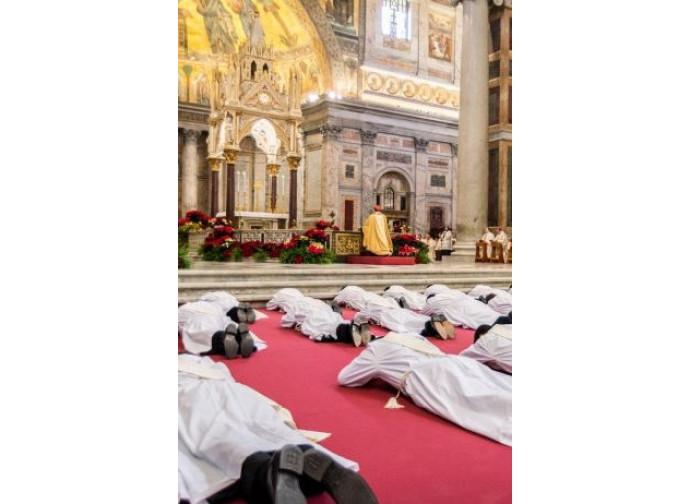 Un'ordinazione sacerdotale