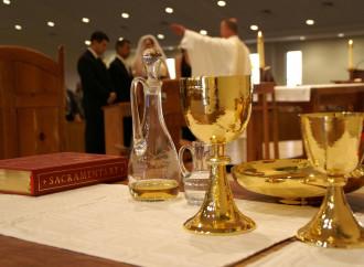 Intercomunione non è matura, il coraggio dei vescovi sì