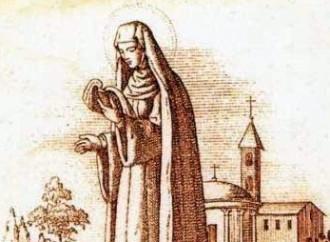 Santa Macrina la Giovane