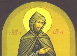Il Canone di san Vincenzo, argine contro l'eresia