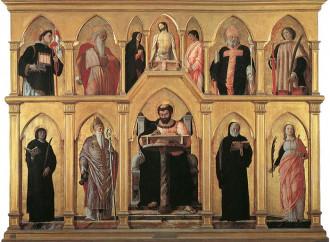 Luca, un medico-pittore per il quadro dell'eternità: Gesù