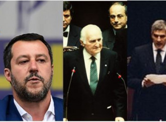 Salvini? Come Scalfaro e Casini. Però ora sia coerente
