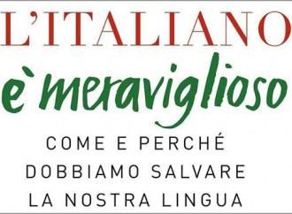 L'italiano, una lingua (meravigliosa) da salvare
