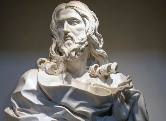 Il Salvator Mundi di Bernini, nel mistero del Suo Volto