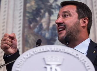 Salvini potrebbe ancora sparigliare le carte