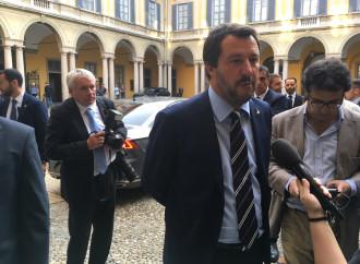 Salvini contro i magistrati (e dunque contro i 5 Stelle)