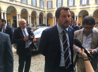 Il gioco di Salvini: una politica dei due forni