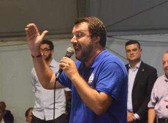 Caso Diciotti: vince Salvini, perde la lotta alla Tratta