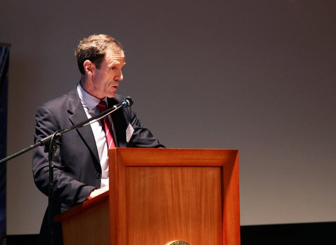 Il professor Samuel Gregg