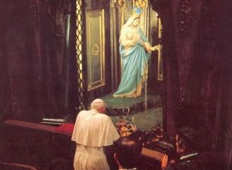 La recita del Santo Rosario nell'insegnamento di Wojtyla