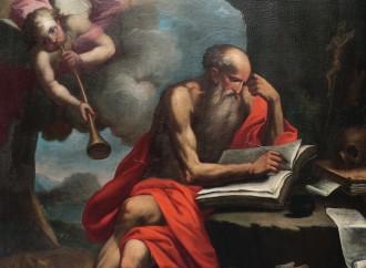 San Girolamo e i Salmi, una ricchezza che salva