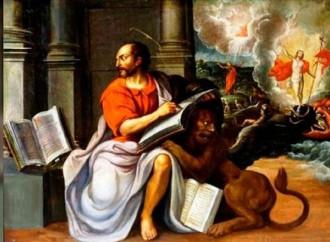 San Marco e il leone, forte come la Verità di Cristo