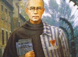 San Massimiliano, la strategia dell'amore è parlare di Cristo
