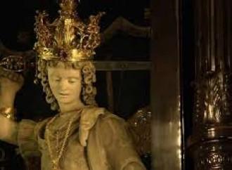 San Michele e il rosario, un gesto importante