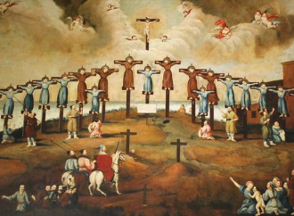 Il Papa e la luce dei martiri del Giappone