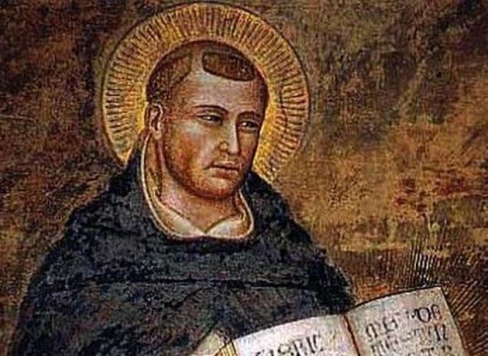 San Tommaso d'Aquino, dottore della Chiesa