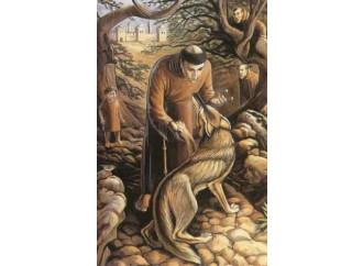 San Francesco contro l'ipocrisia animalista