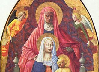 Sant'Anna, la grazia di essere nonna di Gesù