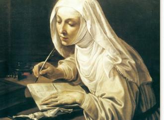 Le lettere di santa Caterina, scritte per volere di Dio