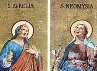 Sante Aurelia e Neomisia