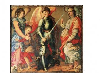 Santi Arcangeli Michele, Gabriele e Raffaele