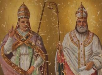 santi martiri Cornelio e Cipriano