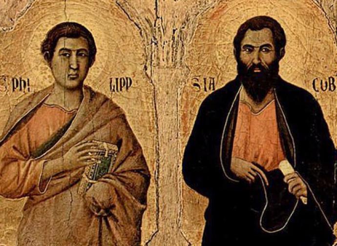 Santi Del Calendario.Santi Filippo E Giacomo Il Minore La Nuova Bussola Quotidiana
