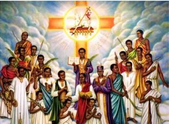 Santi martiri ugandesi