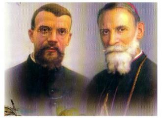 Santi Luigi Versiglia e Callisto Caravario, martiri